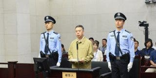 China: El expresidente de Interpol se declara culpable de corrupción