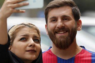 """El lío del 'Messi iraní' por culpa de las """"noticias falsas"""" que lo acusan de tener relaciones sexuales con 23 mujeres"""