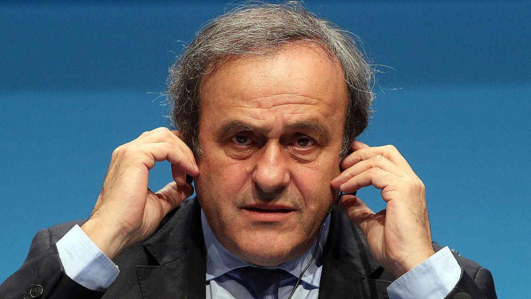 Michel Platini, detenido por embolsarse millones con la adjudicación del Mundial 2022 a Qatar