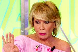 """Mila Ximénez se pone como la niña de 'El Exorcista': """"Me importa una mierda la boda de Belén Esteban..."""""""
