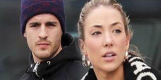 """La mujer de Morata habla sobre el robo que sufrió en su casa: """"creo que tendré miedo por mucho tiempo"""""""
