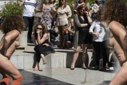 Ximo Puig se gasta el dinero de los valencianos en este espectáculo nudista en la Universidad