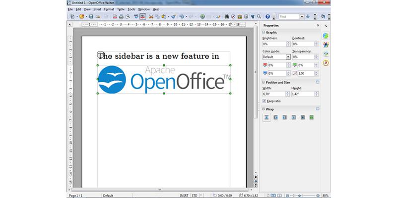 Así de rápido creas un nuevo documento de texto en OpenOffice