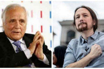 Raúl del Pozo mete el miedo en el cuerpo a Pablo Iglesias desvelando las verdaderas intenciones de Pedro Sánchez con Podemos
