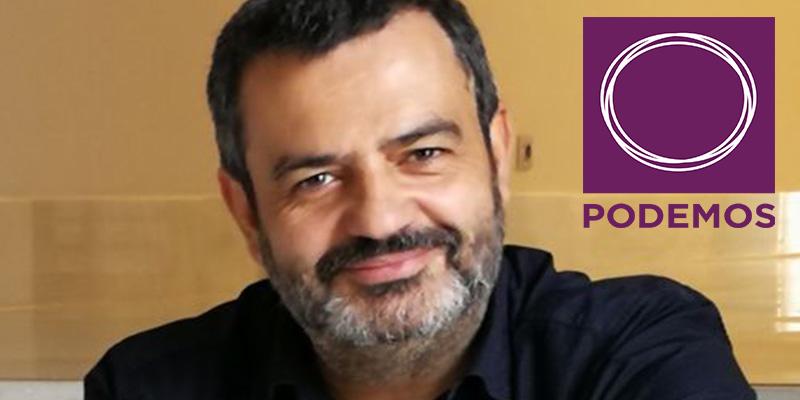 Pablo Fernández, gerente de Podemos: ¿Implicado hasta las trancas en la estafa de la asociación contra el cáncer infantil?