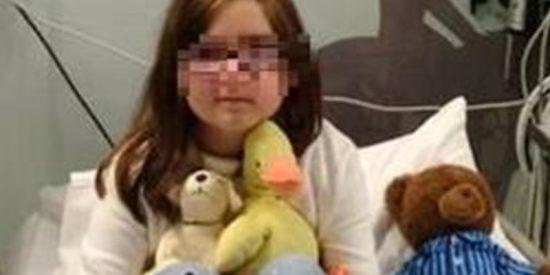 Muere la niña Paloma Fakoa, que padecía un tumor cerebral y conmovió a España