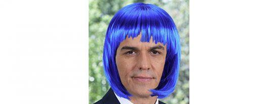 Tutorial Fácil: Cómo poner una peluca graciosa a un personaje conocido con PHOTOSHOP