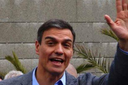 El socialista Sánchez ordena a la cuadrilla contentar a los separatistas para asegurar su investidura