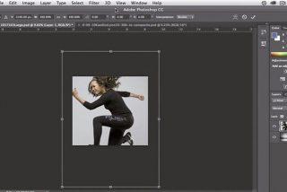 Cómo redimensionar una imágen en Photoshop
