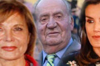 Pilar Eyre la lía gorda contando por qué Don Juan Carlos culpa a Letizia