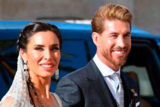 Así fue la boda del año de Sergio Ramos y Pilar Rubio