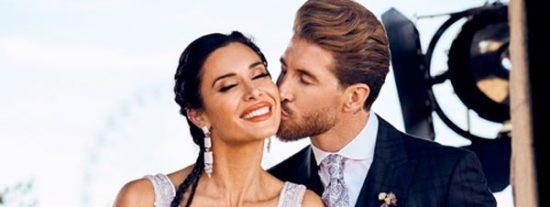 El álbum 'privado' de fotos de la boda de Sergio Ramos y Pilar Rubio