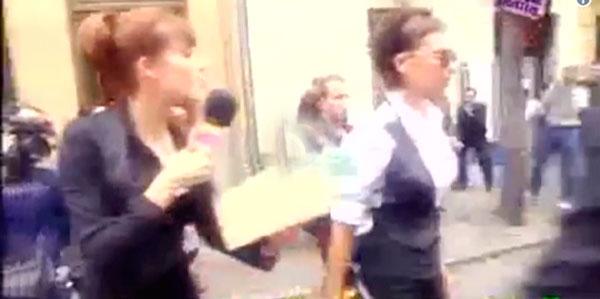 Las vueltas que da la vida: Cuando Pilar Rubio era reportera e iba detrás de Victoria Beckham