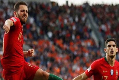 Portugal se consagra campeón de la Liga de las Naciones de la UEFA tras vencer a Holanda