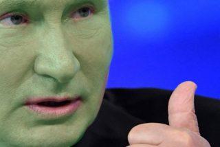"""La respuesta de Putin cuando le preguntan si es alienígena: """"Tengo pruebas y testigos de que no llegué del espacio exterior"""""""