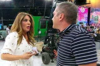 Raquel Bollo y Gustavo González, a la gresca por el presunto embarazo de la hija de la colaboradora de 'Sálvame'