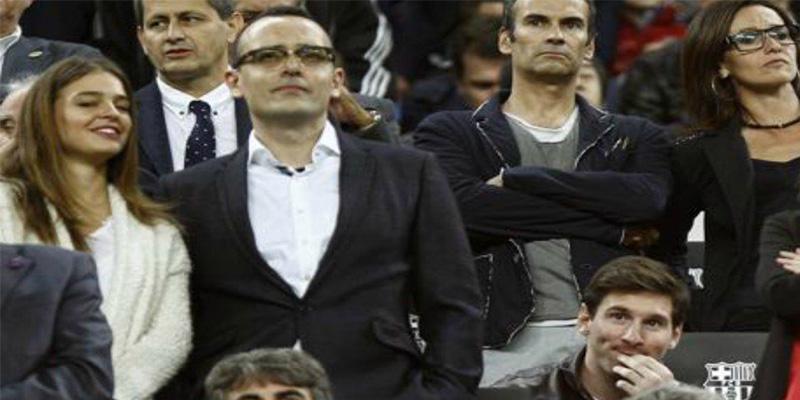 El caradura Risto Mejide, nuevo rey de la telebasura, va de papo a los palcos del Barça y del Real Madrid