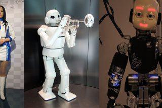 """Especial robots: """"No todos tienen forma humana"""""""