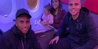 Rodrygo dice adiós a Brasil y pone rumbo a Madrid