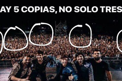 Roi de OT llena sus conciertos gracias a Photoshop