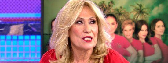 Rosa Benito se sincera y cuenta el motivo que la obligó a ingresar en un psiquiátrico