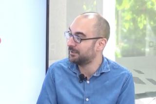 """Rubén Arranz: """"Conozco a muchos que perseguían utopías y se han muerto en el punto de partida"""""""