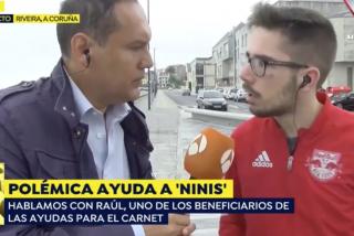 """La Xunta les soltará 300 euros a los 'ninis' por la cara para que se saquen el carnet de conducir: """"Es muy difícil, llevo años intentándolo"""""""