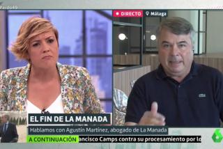 El abogado de 'La Manada' baja los humos a Cristina Pardo con una surtida ración de zascas