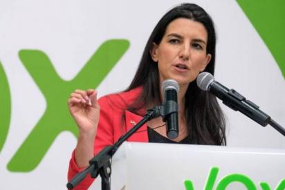 Rocio Monasterio rechaza ser utilizada por TVE como 'contrapeso' a la entrevista con Arnaldo Otegi