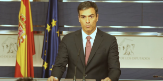 """Manuel del Rosal: """"""""Firmeza, proporcionalidad y unidad"""" último mantra de Sánchez"""""""