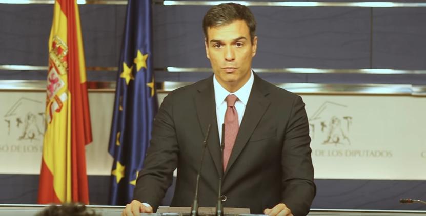 """Manuel del Rosal: """"El último eslabón en la cadena de evolución del hombre: Pedro Sánchez"""""""