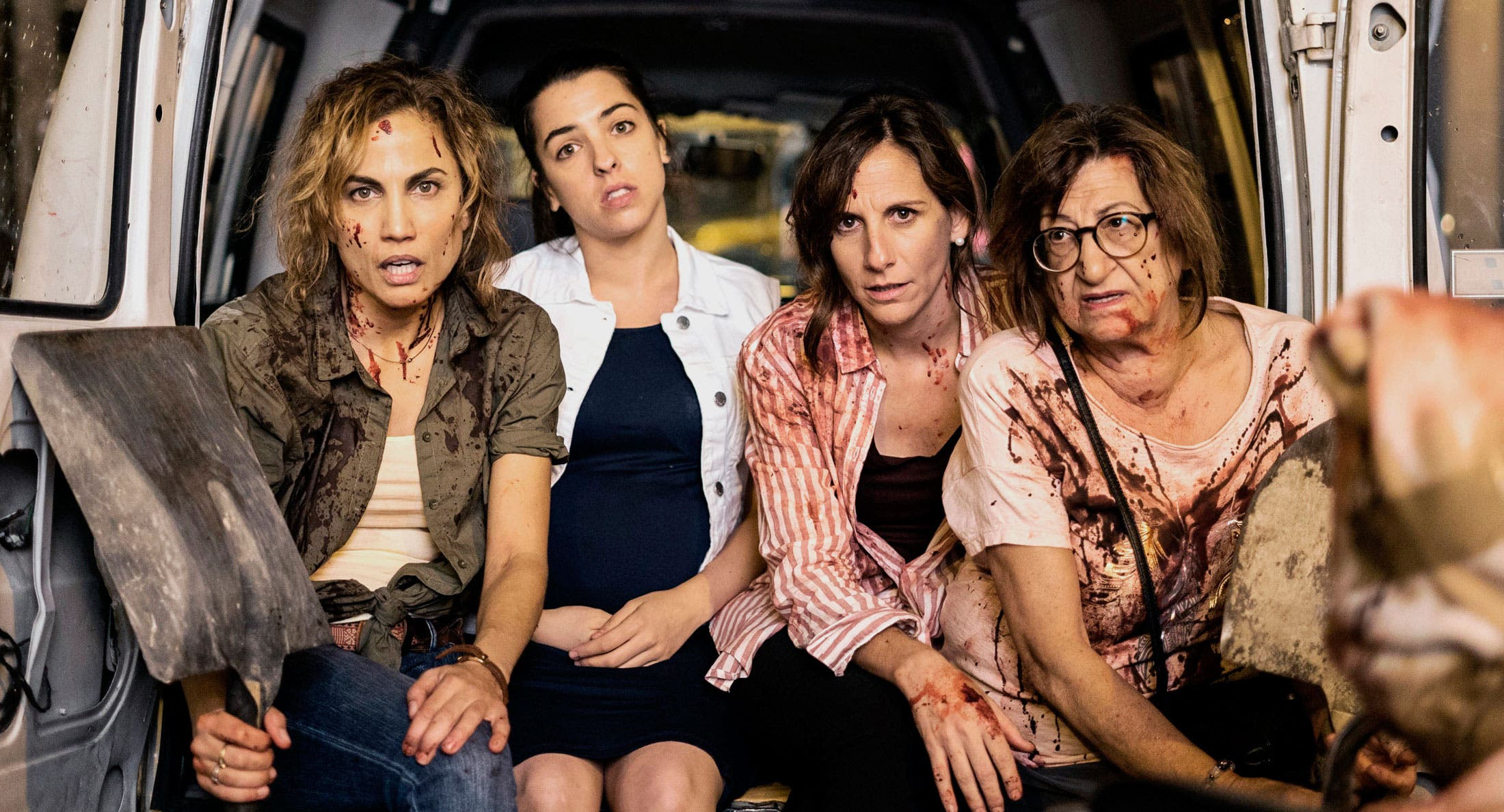 Los VIP de Masterchef Celebrity se 'meriendan' a las 'Mujeres del hAMPA' de Telecinco que anotan un pobre 6.9%