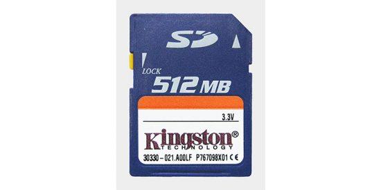 ¿Por qué las tarjetas de memoria Secure Digital (SD) son una buena opción?