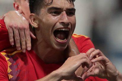 España remonta en un épico partido ante Francia y logra el pase a la final del Europeo Sub21 (4-1)