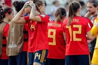 La selección española femenina cae eliminada ante Estados Unidos en el Mundial