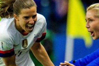 Estados Unidos vence a Suecia y propone un reto histórico a España en octavos del Mundial femenino