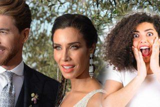 """""""Me trataron como a un perro"""": denuncia una mujer que trabajó en la boda de Sergio Ramos y Pilar Rubio"""
