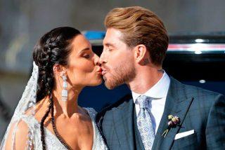 La ausencias más sonadas en la boda de Sergio Ramos y Pilar Rubio