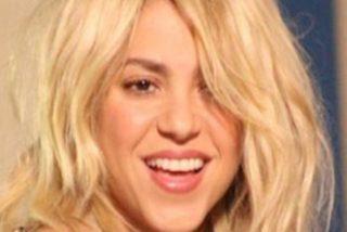 Shakira se pone un burka y pasa esto…