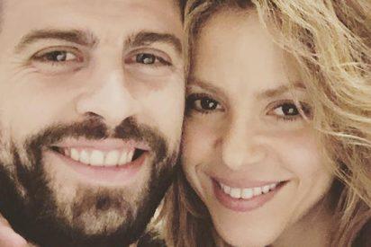 Shakira y Piqué se van a la playa