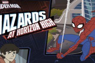 Cómo jugar gratis online a Spiderman Hazards at Horizon High