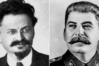 Stalin y Trotsky: duelo a muerte