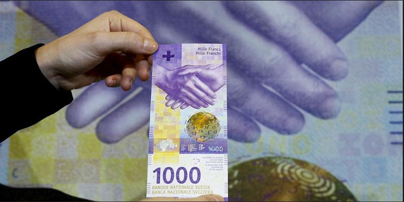 ¿Sabes por qué los suizos siguen amando el dinero en efectivo a contracorriente del resto de Europa)?