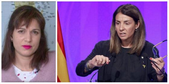 El perpetuo ridículo en el que habita Talegón va camino de récord: ahora justifica las coces al castellano de la portavoz de la Generalitat de Cataluña