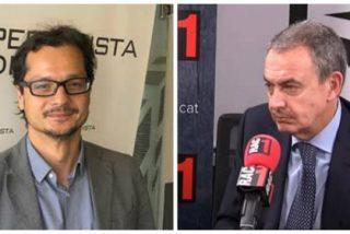 Nacho Torreblanca le da la puntilla a un Zapatero que se pasa de bocazas por 'influir' en la sentencia contra los golpistas