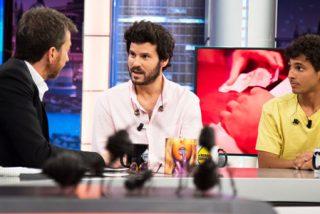 La enorme 'pifia' de Pablo Motos nada mas comenzar su entrevista a 'Taburete'