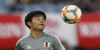 El Real Madrid ficha a Takefusa Kubo, la perla japonesa