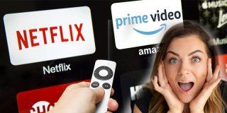 Así serán los 'sablazos' que nos darán las teles de pago a partir de ahora: Netflix, HBO, Amazon, Lite...
