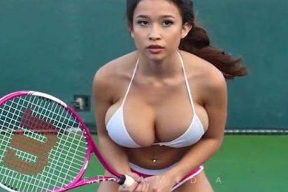 Estas son las tenistas más sexys de la WTA