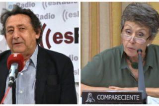 """Alfonso Ussía: """"Rosa María Mateo es una sumisa y una amargada, el culpable de la entrevista a Otegi es el que subasta los sillones"""""""